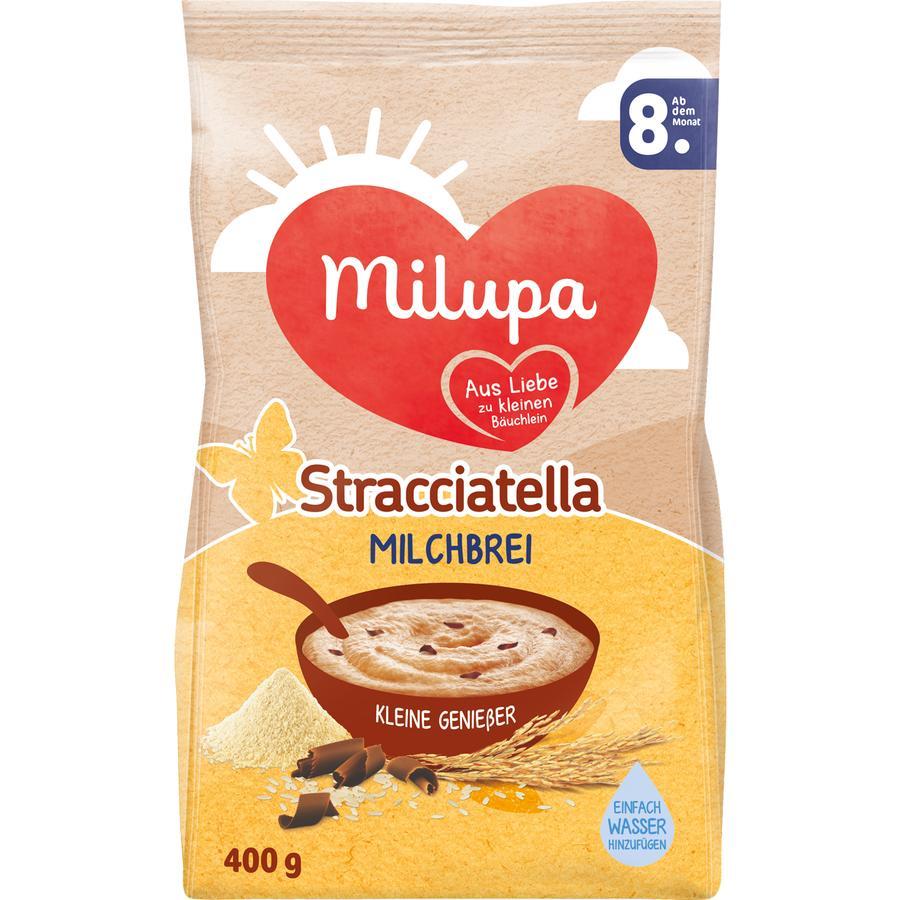 Milupa Milchbrei Kleine Genießer Stracciatella 400 g ab dem 8. Monat