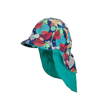 maximo Girl s cap verlaat navy-rood