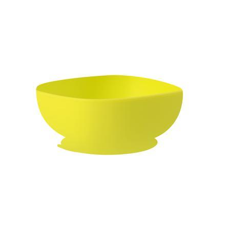 BEABA Bol enfant ventouse silicone vert 6 m+