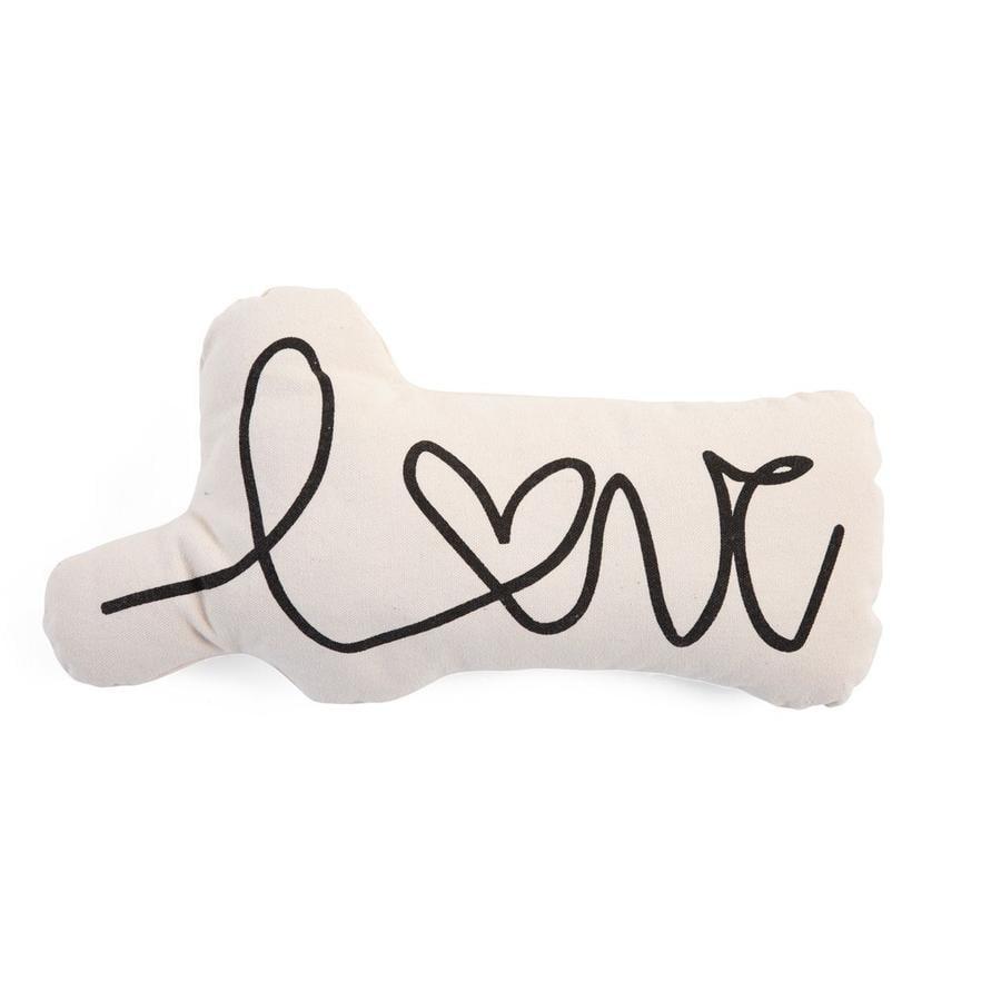CHILDHOME Canvas Kussen Love Letter