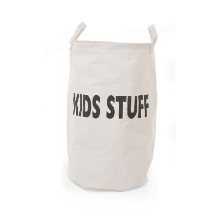 CHILDHOME Cesto in cotone Kids Stuff