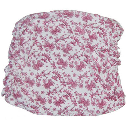 Lässig Umstandsmode Bauchband mit Muster gerafft berry flower
