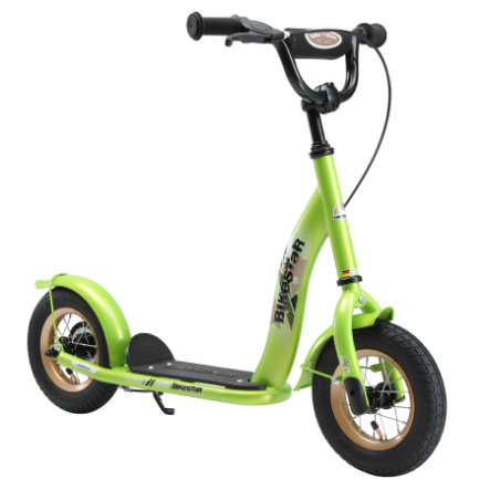"bikestar Kinderroller 10"" Classic, grün"