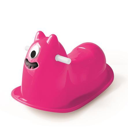 DOLU Schaukelwippe Single Monster Rocker Pink