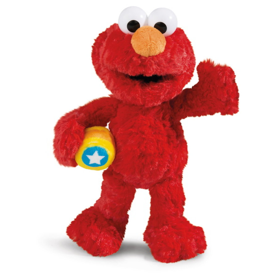 NICI Sesamstraat Knuffel Elmo 45 cm 41969