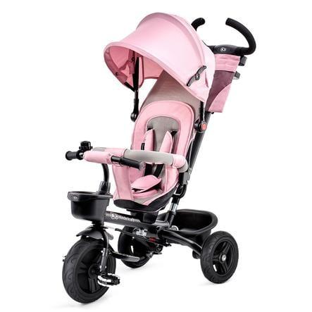 Kinderkraft 6 in 1 Trehjuling Aveo, rosa