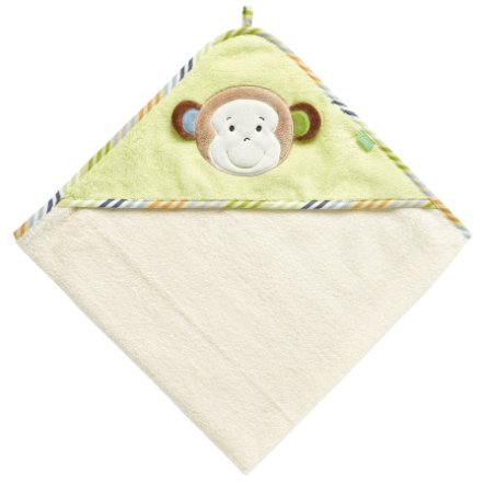 Babysun Cape de bain singe Monkey Donkey