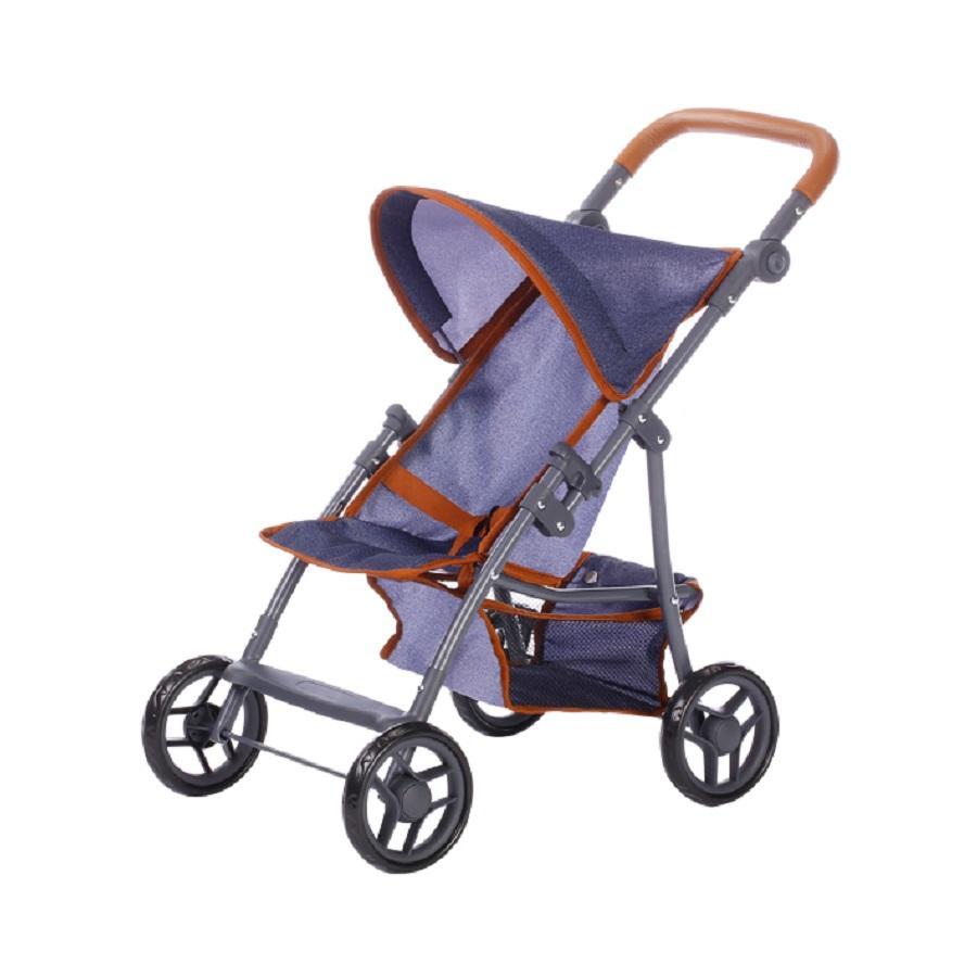 knorr® toys Wózek spacerowy dla lalki Liba - Dark blue