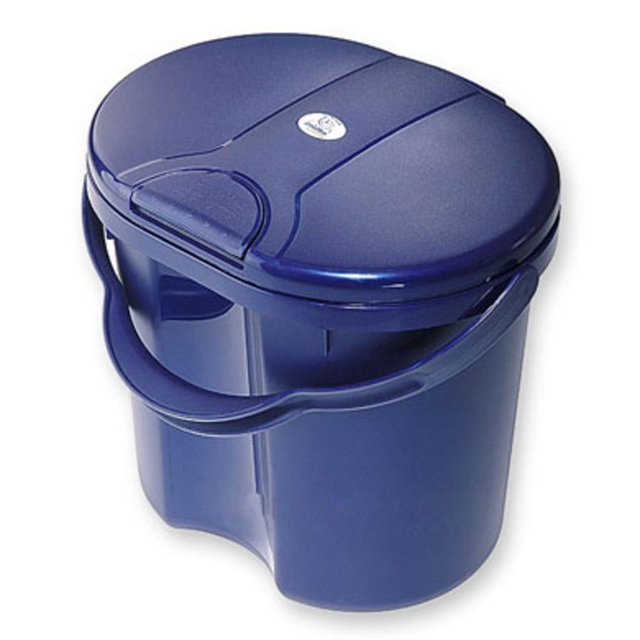 ROTHO Wiaderko na zużyte pieluszki TOP kolor niebieski