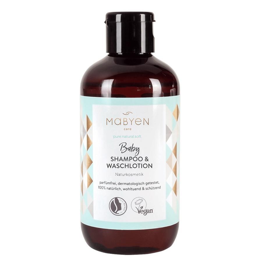 MaBYeN Baby Shampoo & Waschlotion 200 ml
