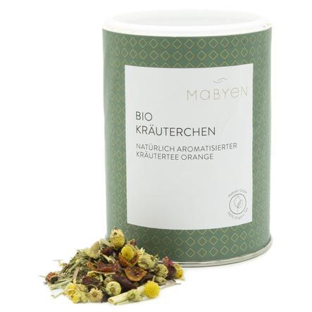 Bylinkový čaj MaBYen Baby BIO bylinkový čaj s přírodním aroma 60