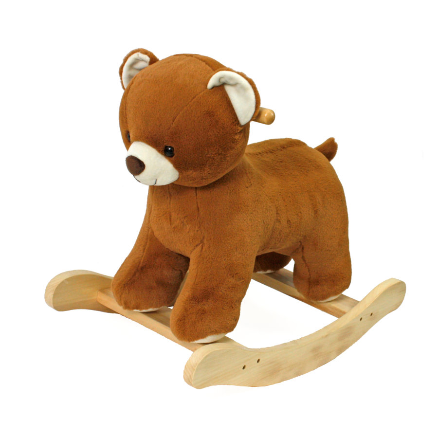 Treppy® Figura a dondolo - Rocking Bear