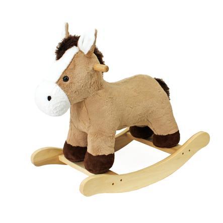 Treppy® Cheval à bascule rocking horse bois