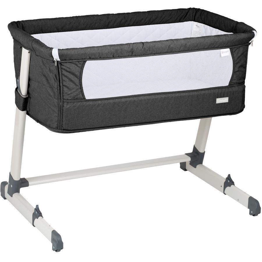 babyGO Lettino co-sleeping Together dark grey special edition
