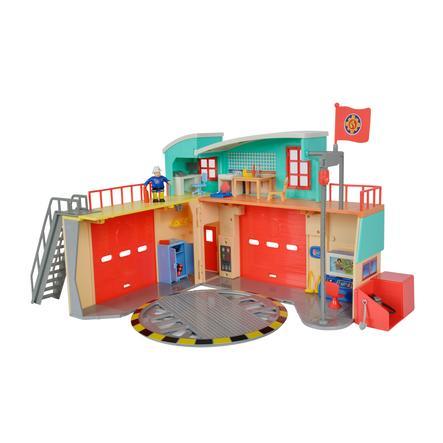 Simba Sam il Pompiere - La nuova stazione dei pompieri