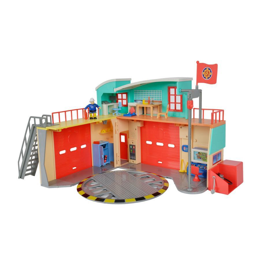 Simba Feuerwehrmann Sam - Die neue Feuerwehrstation
