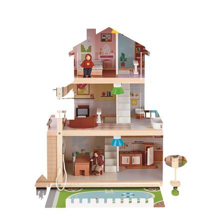Hape Villa de muñecas E3405