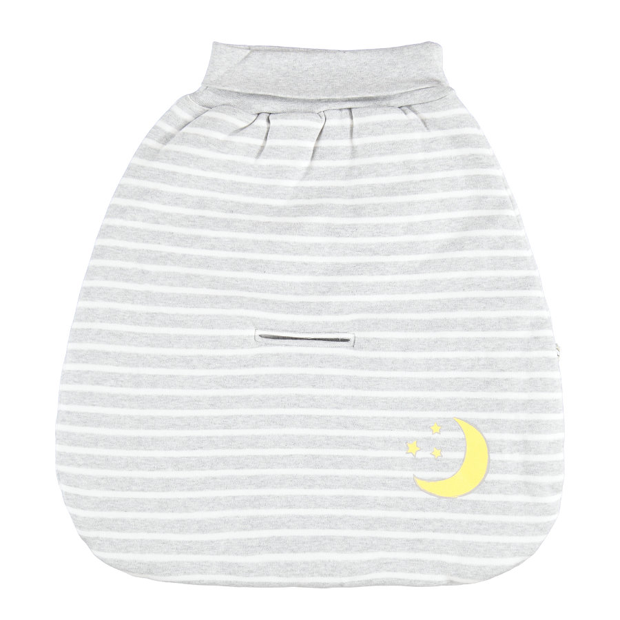 EBI & EBI Śpiworek na nóżki Moon grey