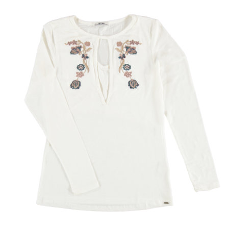 LOVE2WAIT Stillshirt Embroidery Off White