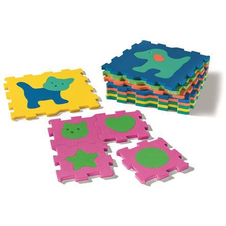 Ravensburger Mis first puzzles de juego - formas y animales