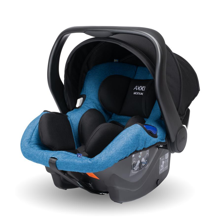 AXKID Babyautostol Modukid Infant i-Size - petrol