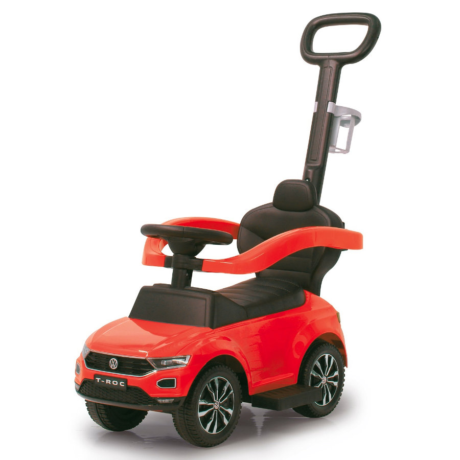 JAMARA Cavalcabile VW T-Roc 3in1, rosso