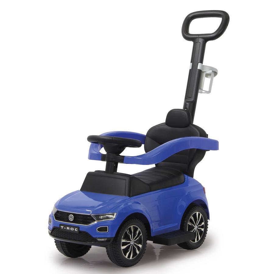 JAMARA Porteur enfant VW T-Roc 3en1 bleu