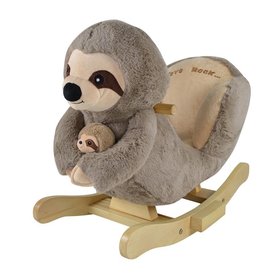 knorr® toys rocking animal lughed Luis
