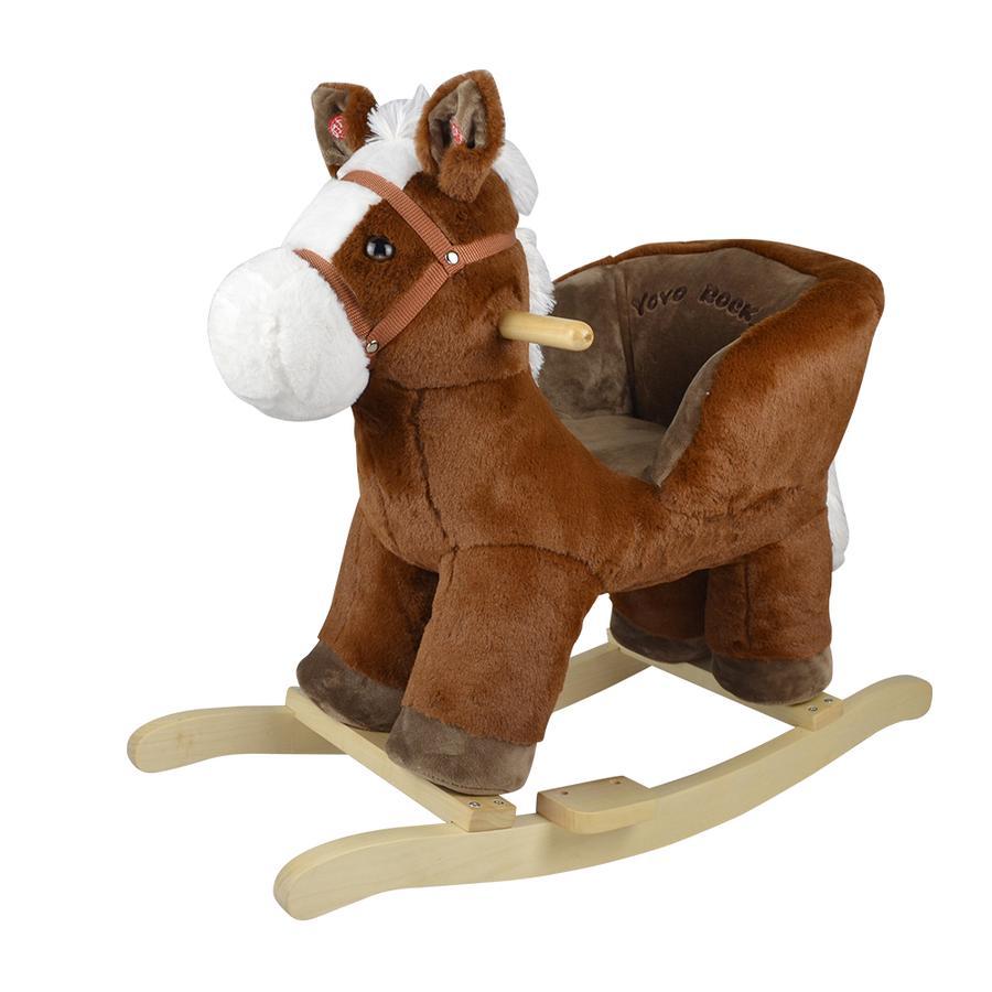 knorr® toys Schaukeltier Pferd Benny