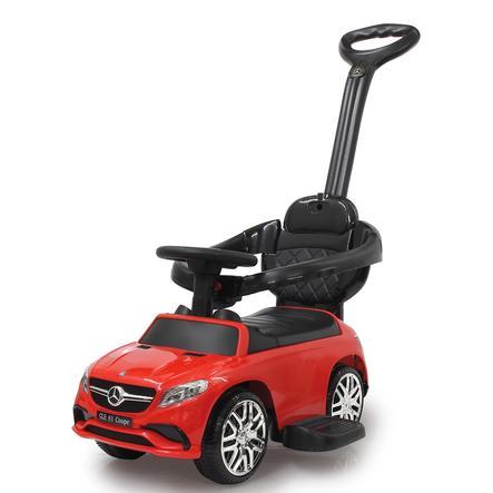 JAMARA Porteur enfant Mercedes-AMG GLE 63 3en1 rouge
