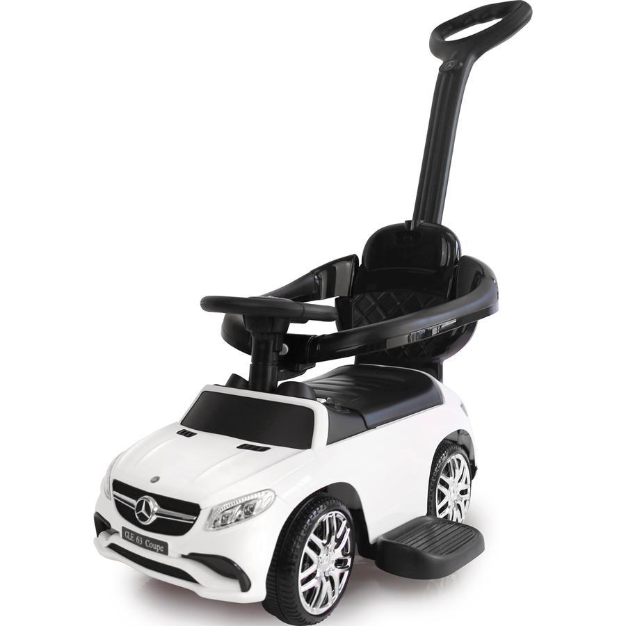 JAMARA Rutscher Mercedes-Benz AMG GLE 63 3 in 1, weiß
