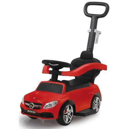 JAMARA Jeździk Mercedes-AMG C 63 3in1, red