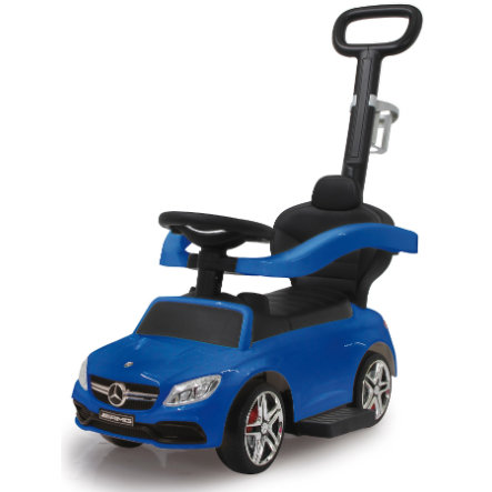 JAMARA Porteur enfant Mercedes-AMG C 63 3en1 bleu
