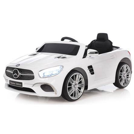 JAMARA Ride-on Mercedes-Benz SL 400 12 V, bílý
