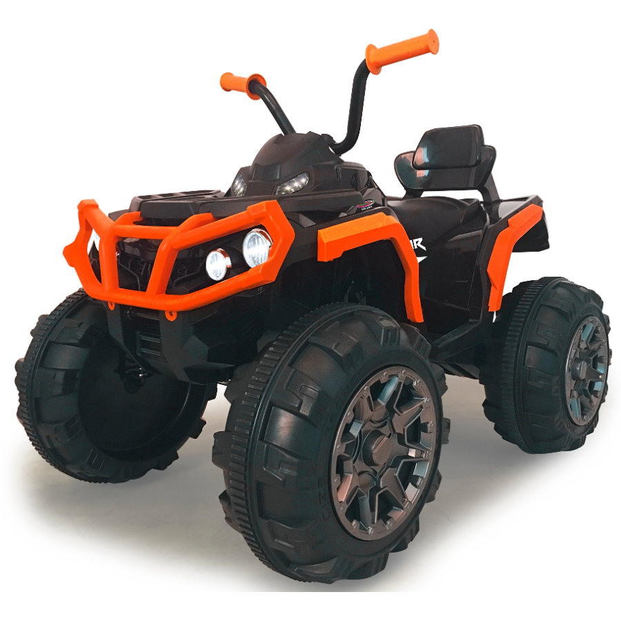 JAMARA Quad électrique enfant Ride-on Protector 12V, orange