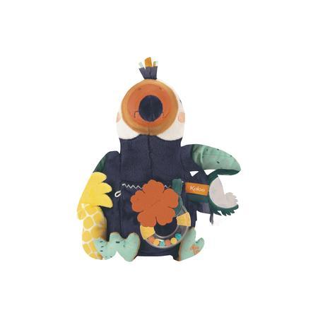 Kaloo Peluche Jungle Alban le toucan