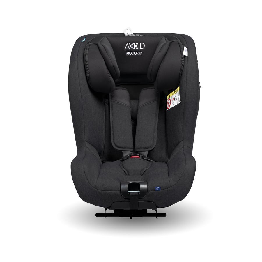 AXKID Kindersitz Modukid i-Size - schwarz