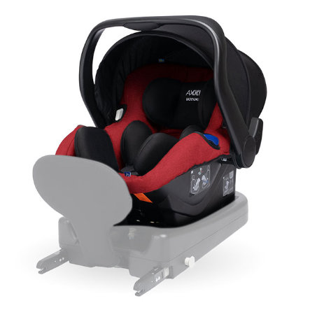 AXKID Babyschale Modukid Infant i-Size - rot