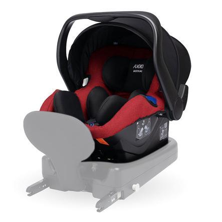 AXKID Babyskydd Modukid Infant i-Size - röd