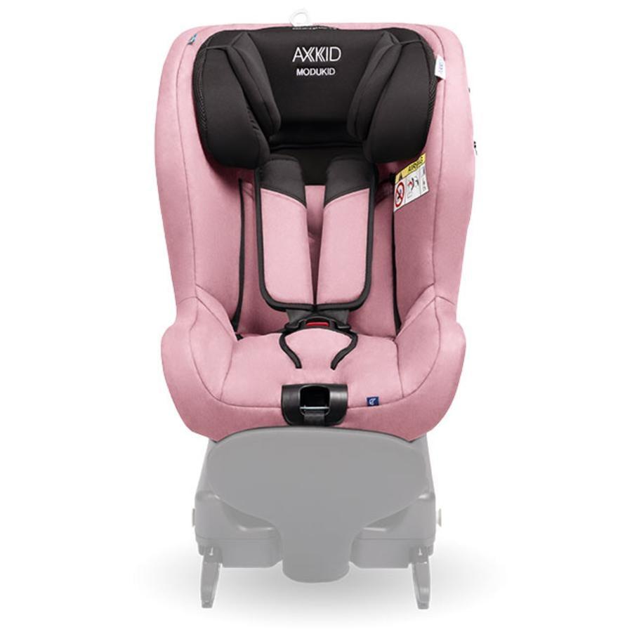 AXKID Modukid Seat i-Size bilstol - rosa