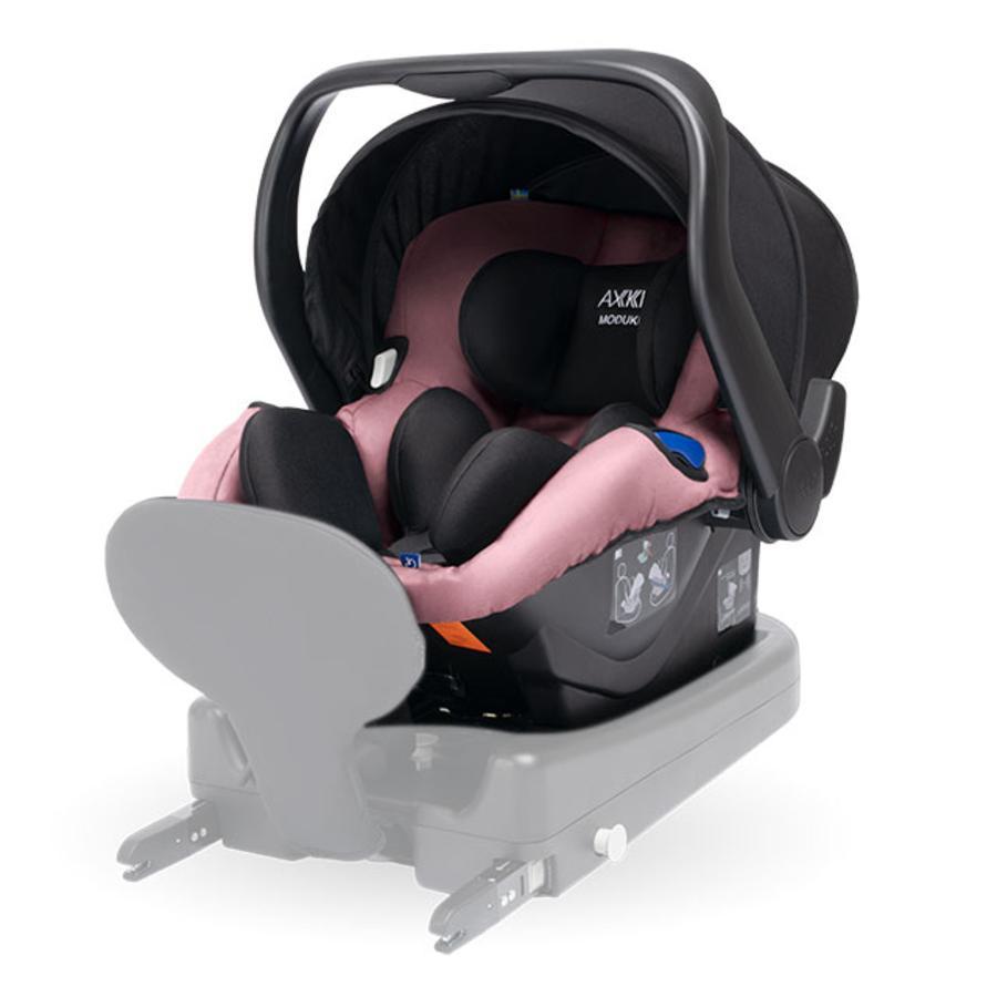 AXKID Portabebés Modukid infant i-Size - rosa