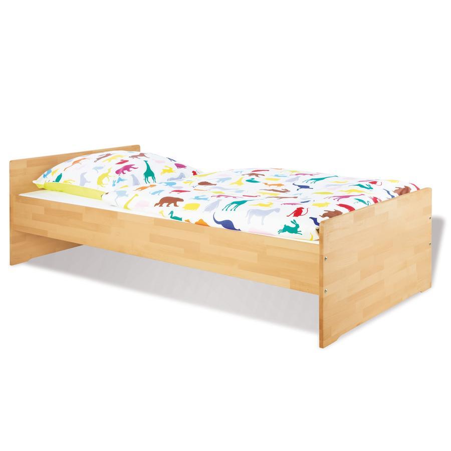 Pino łóżko młodzieżowe lino Natura 90 x 200 cm