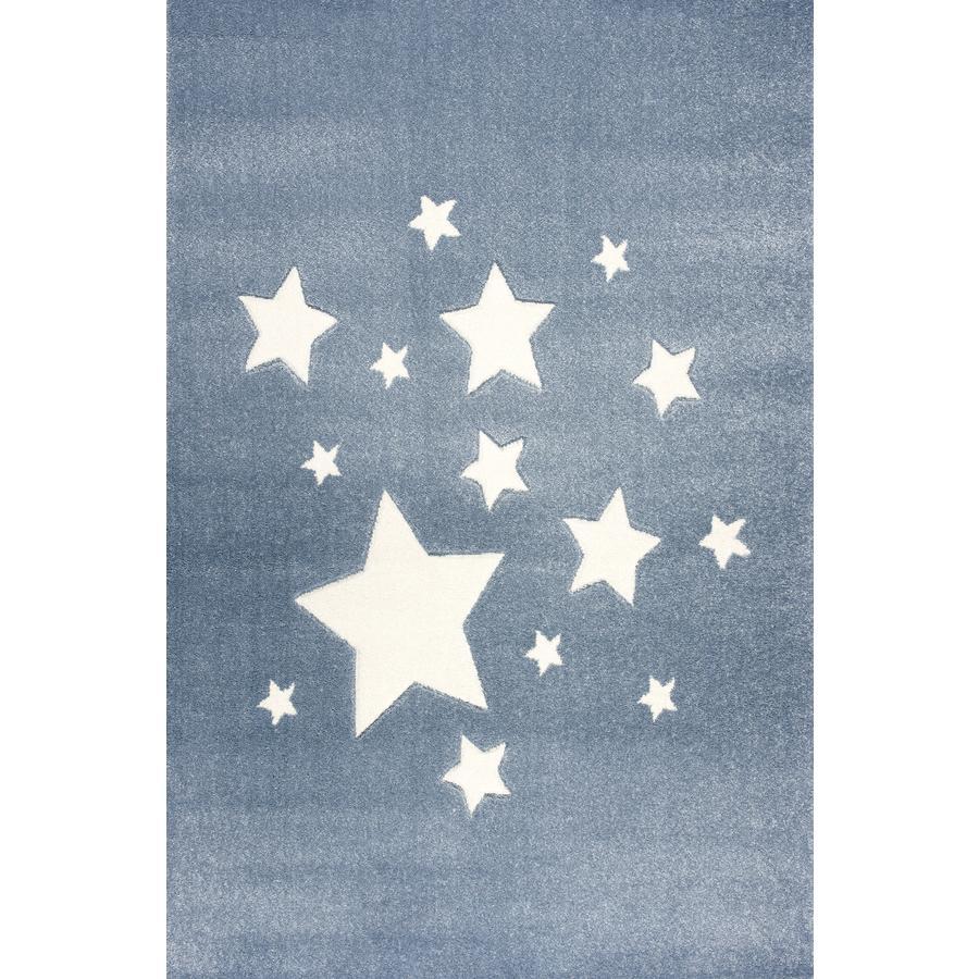 ScandicLiving Dywan Stars Blue, 120x180 cm