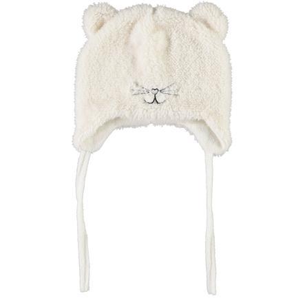 name it Girl s Hat Malis Crema de fresa Teddy