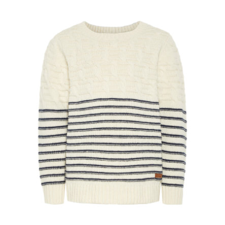 name it Boys Pullover Nmmrabel, snow white