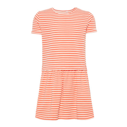 name it Girls Kleid Petulla strawberry cream