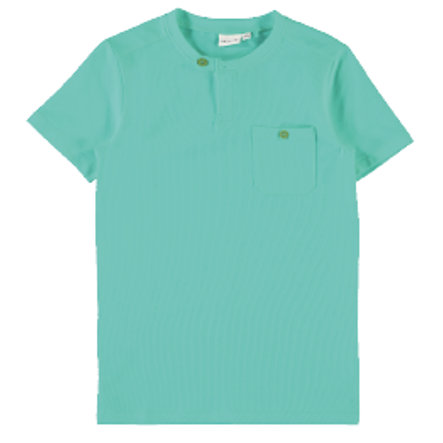 name it Polo-Shirt Nkmvennis ocean wave