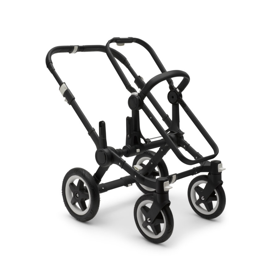 bugaboo Gestell Donkey 2 Base Plus Black
