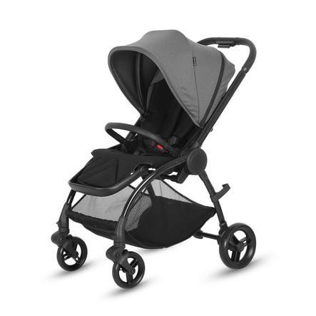 knorr-baby Sportwagen Kira Schwarz-Taupe