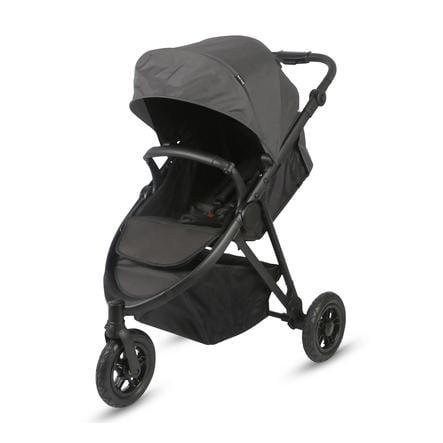 knorr-baby Cochecito deportivo EasySport3 Negro-gris oscuro